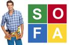 logo logiciel de gestion so-fa