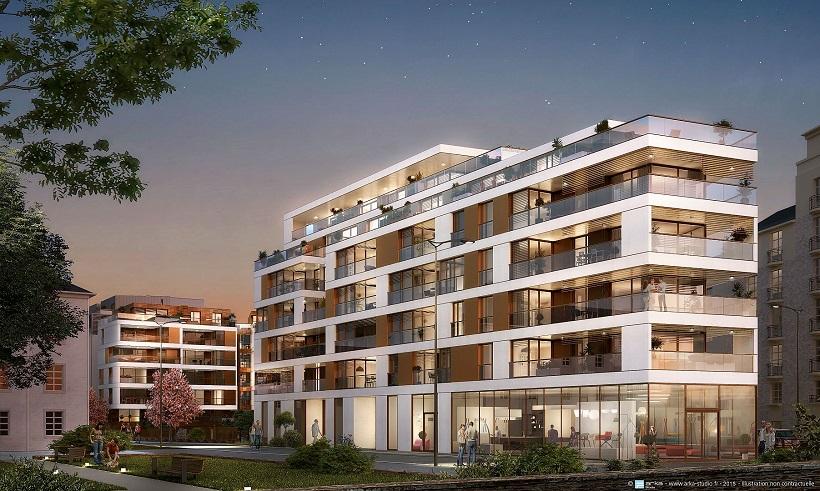 investissement immobilier neuf Ille Et Vilaine