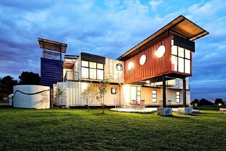 Les avantages financiers de la maison container