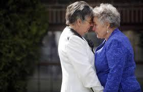 lesbienne matures seniors