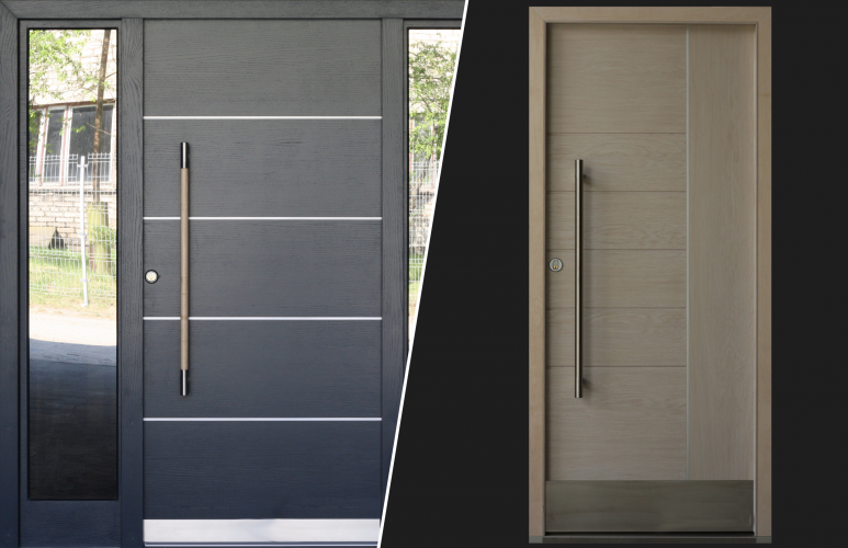 Les portes certifiées, comment les différencier ?