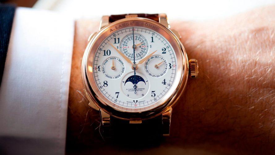 Les montres de luxe - un gaspillage d'argent fou ou un investissement rentable?