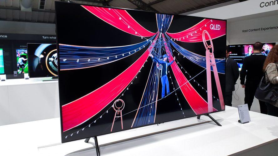 Téléviseur 2019 : Nouveautés en comparatif