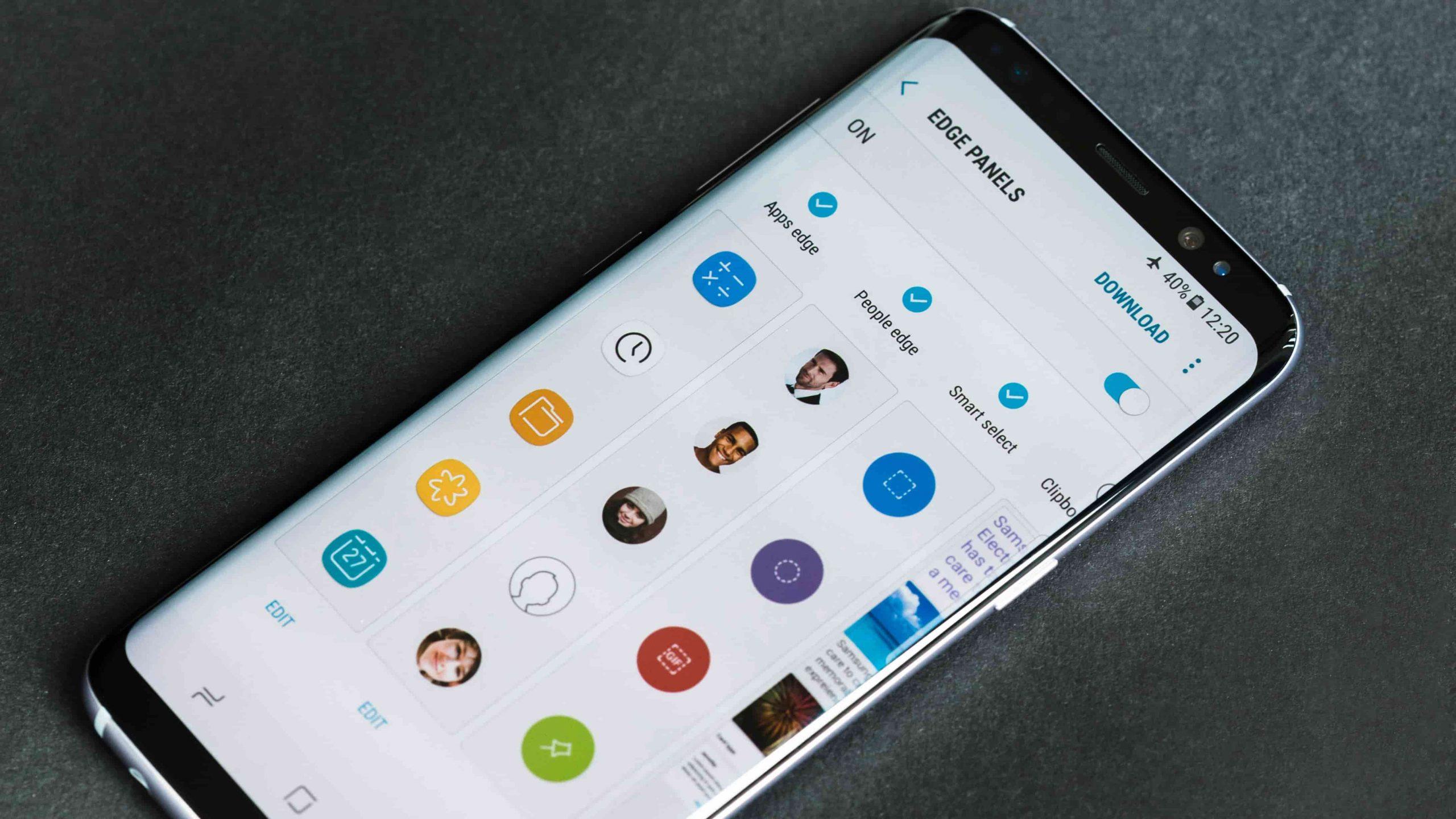 écran lcd smartphone