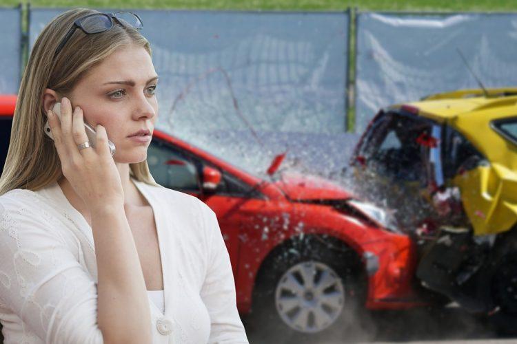 Que faire en cas d'accident de voiture ?
